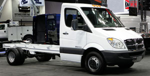 Dodge Sprinter Cab Chassis