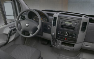 Dodge Sprinter interior