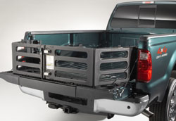 Ford Super Duty bed extender